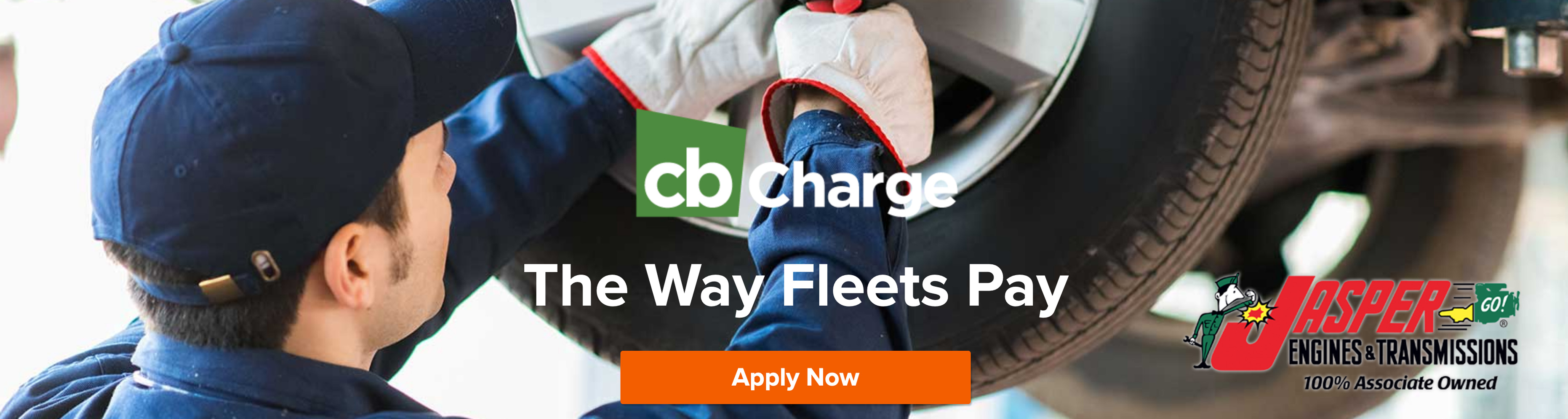 CB CHARGE Jasper Fleet Program Application